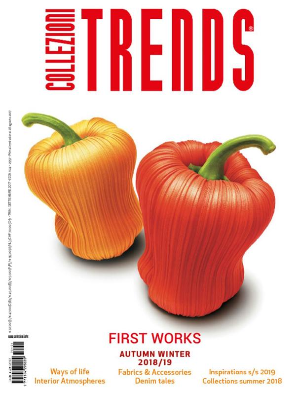 Global Denim® dicta tendencias en la revista europea COLLEZIONI TRENDS