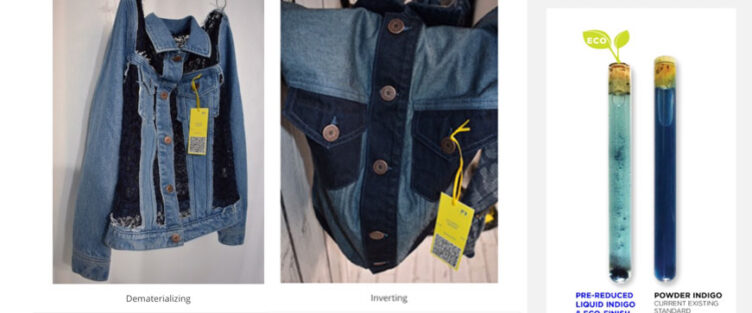 "Global Denim Trend Jackets featured on Rivet / Sourcing Journal website article ""10 Denim Trends you need to know for S/S '19"""